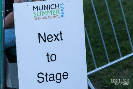 Next to Stage